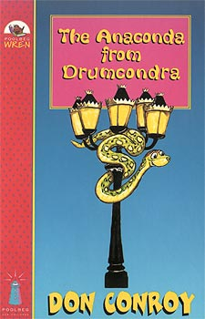 Anaconda from Drumcondra book cover