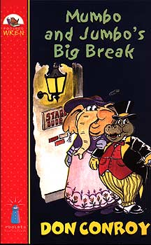 Mumbo and Jumbo's Big Break book cover
